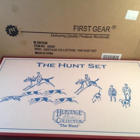 Britains 49505 Hunt Set