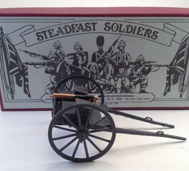 Steadfast SF43 Maxim Gun Carriage