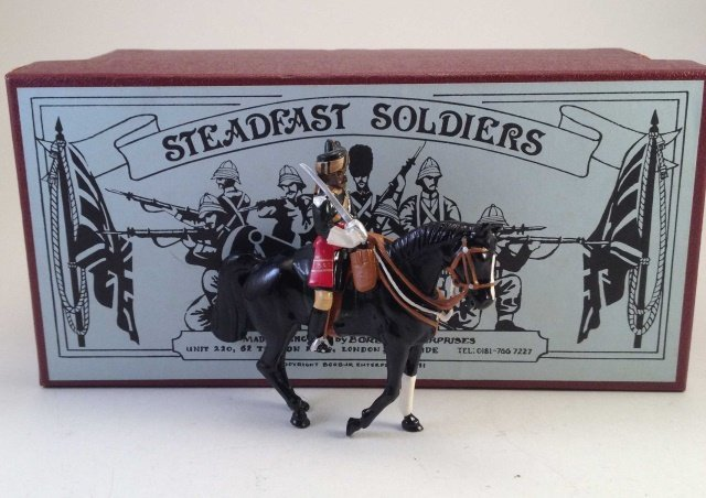 Steadfast SF111 Jacob's Horse Officer