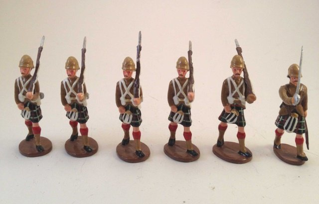 King & Country HB Highland Brigade Glossy