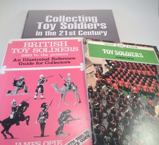 Opie Collecting Toy Soldier Books