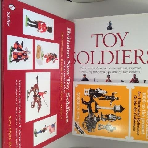 Joplin Collecting Toy Soldier Books