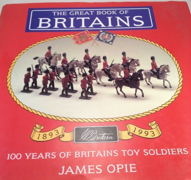 Opie Great Book Of Britains