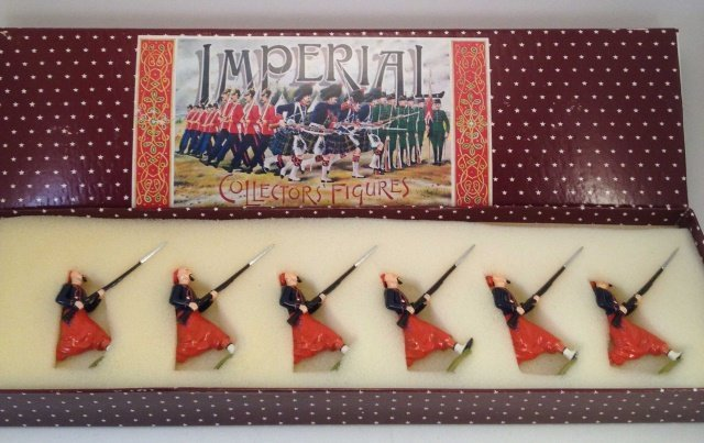 Imperial #98A Zouaves 1854