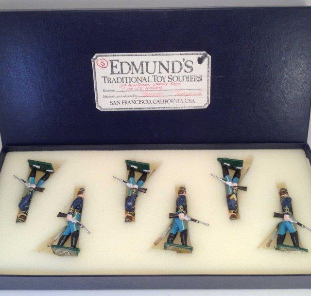 Edmunds Civil War 3rd New Jersey