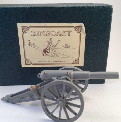 Kingcast A-18 Boer War Artillery