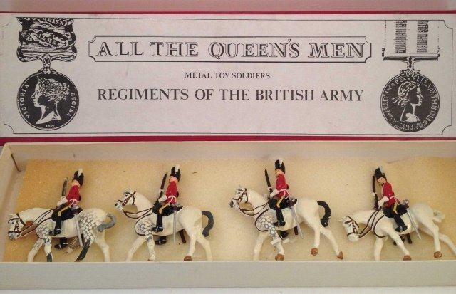 AQM TB21 Royal Scot Greys