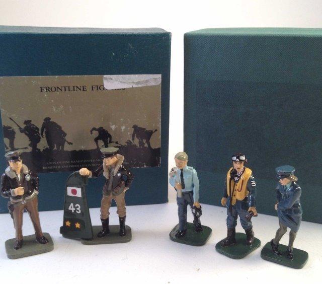 Frontline A.W. 5 & 6 Pilots