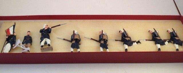LLM French Foreign Legion