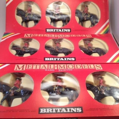 Britains 7236 Royal Canadian Mounted Police