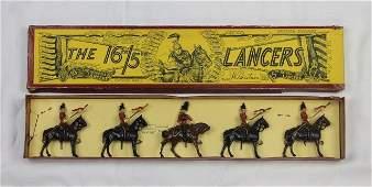 Britains Set 33 16th Lancers