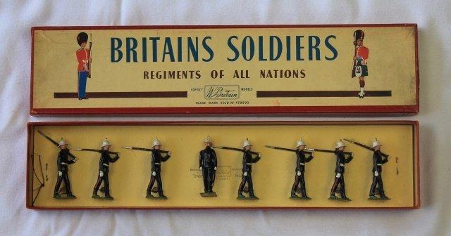 Britains Set #35 Royal Marines