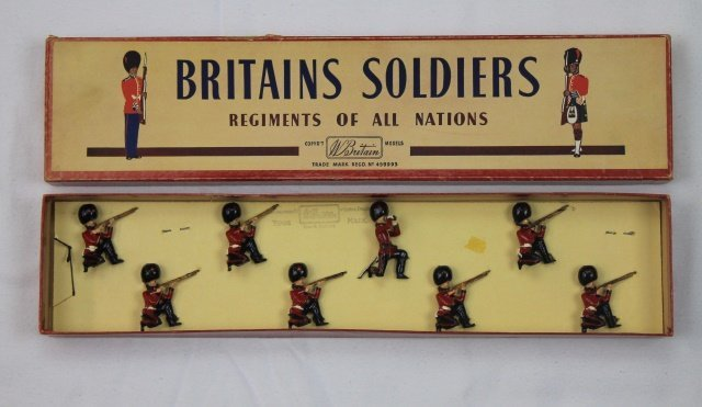 Britains Set #120 Coldstream Guards