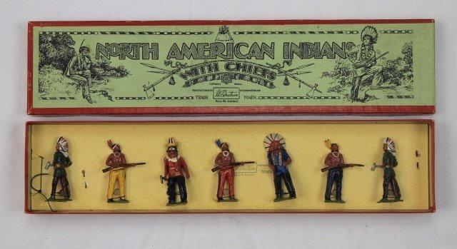 Britains Set #150 North American Indians