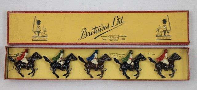 Britains Set #164 Mounted Arabs