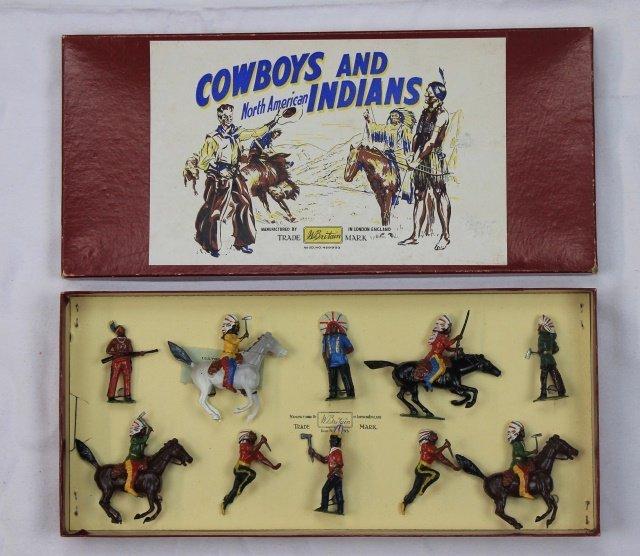 Britains Set #208 North American Indians