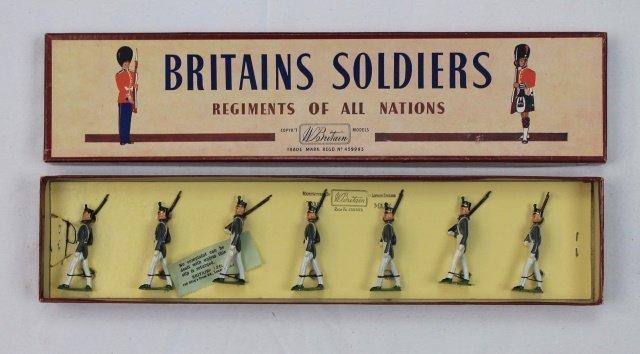 Britains Set #299 West Point Cadets