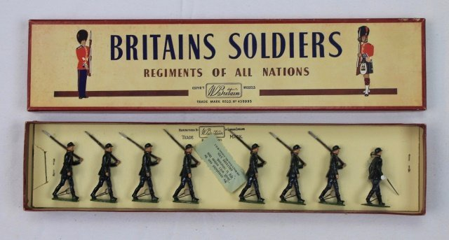 Britains Set #432 German Infantry