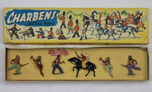 Charbens Set #4416 American Indians