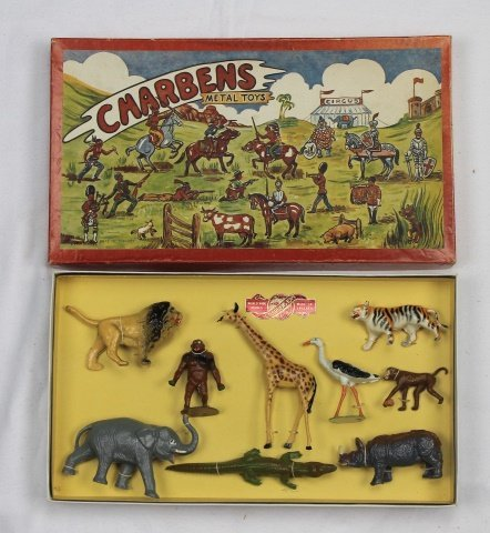 Charbens Zoo Set