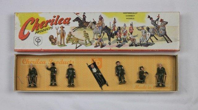 Cherilea Set #A116 American Army Medical Unit