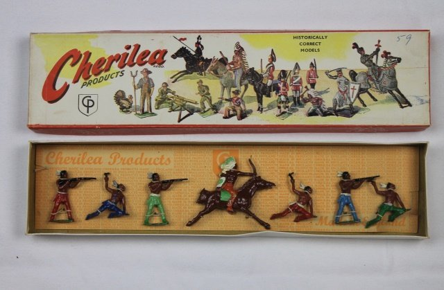 Cherilea Set #7108 North American Indians
