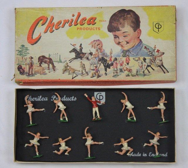 Cherilea Set #B401 Ballet Series
