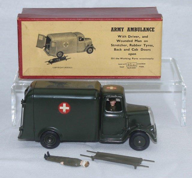 Britains Set #1512 Army Ambulance