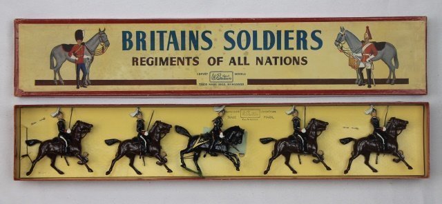 Britains Set #1631 Governor General's Horse