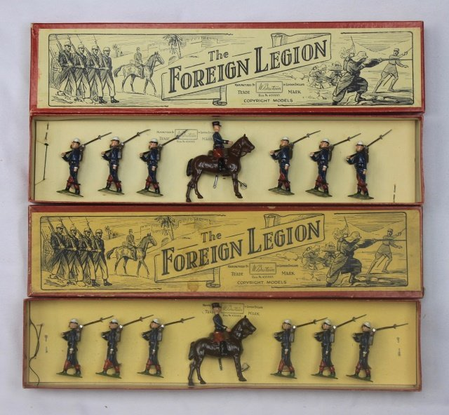 LOT Britains Set #1711 French Foreign Legion
