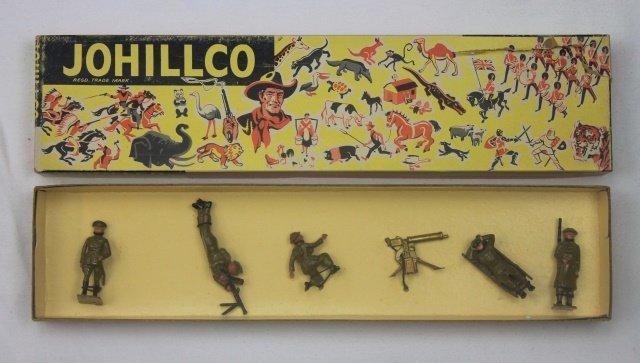 Johillco British Infantry VERY RARE