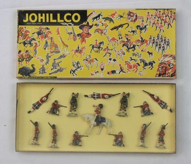Johillco Set #204 Scots Display