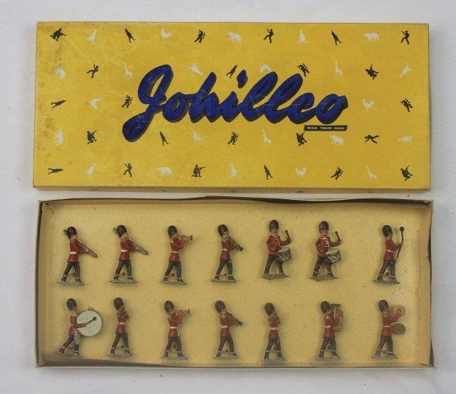 Johillco Set #256 Guards Band