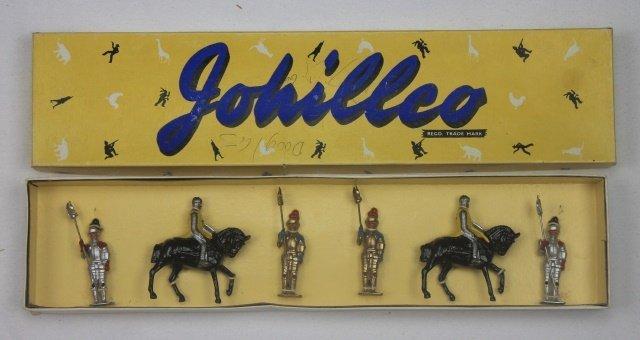 Johillco Knights and Crusaders