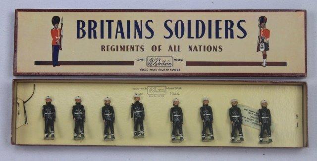 Britains Set #2021 US Military Police
