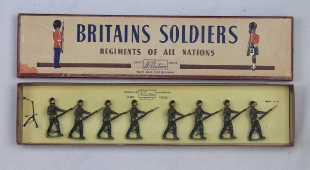 Britains Set #2032 Red Army Summer Uniform