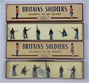 LOT Britains Set 2059 Union Infantry