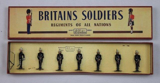 Britains Set #2071 Royal Marines