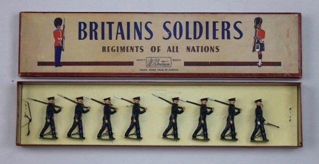 Britains Set #2073 Royal Air Force