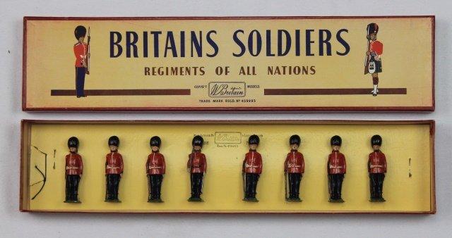 Britains Set #2082 Coldstream Guards