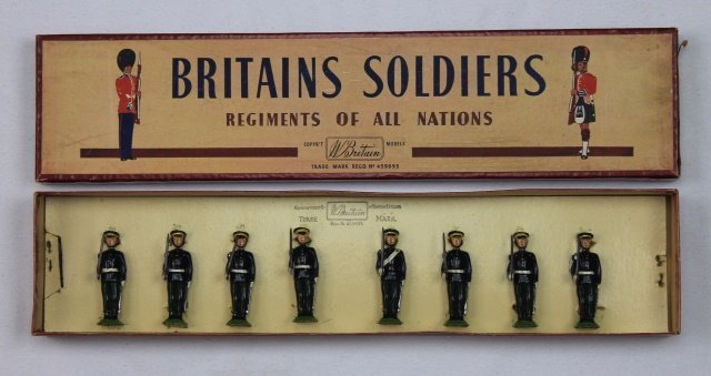 Britains Set #2087 5th Dragoon Guards