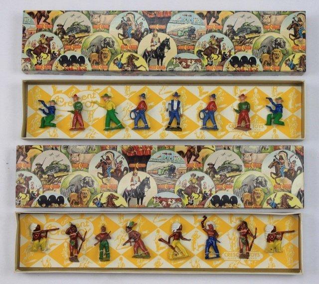 LOT Crescent Cowboys and Indians