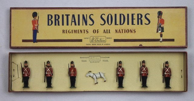 Britains Set #2148 Fort Henry Guards