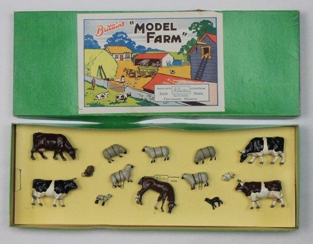 Britains Farm Set #120F Farmyard Display