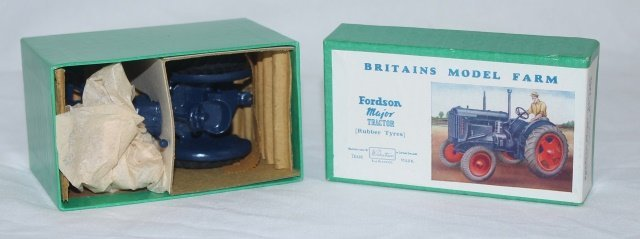 Britains Farm Set #128F Fordson Tractor