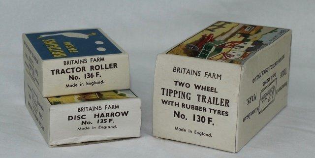 LOT Britains Farm Implements