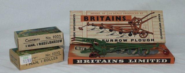 LOT Britains Farm Picture Packs
