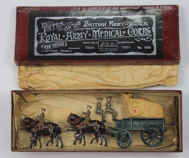 Britains Set #1450 Army Ambulance