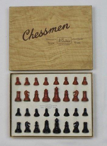 Britains Set #1920 Chess Set
