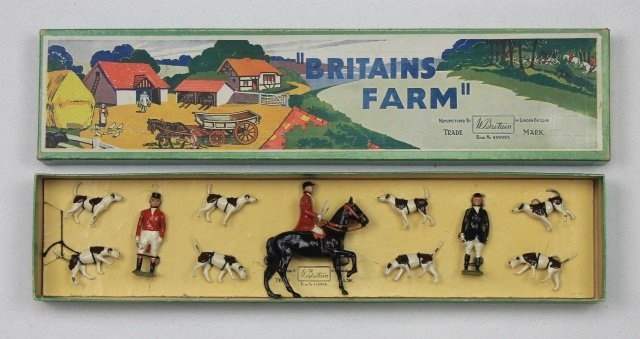 Britains Set #1446 The Meet